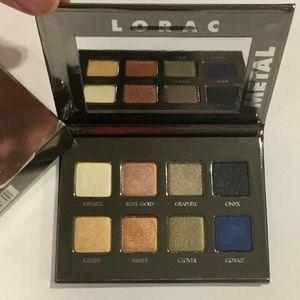 LORAC PRO Metals Palette